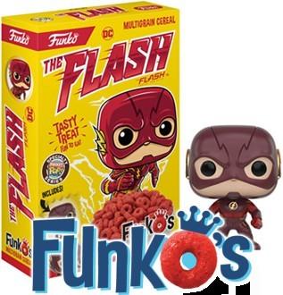 FunkO's Breakfast Cereal
