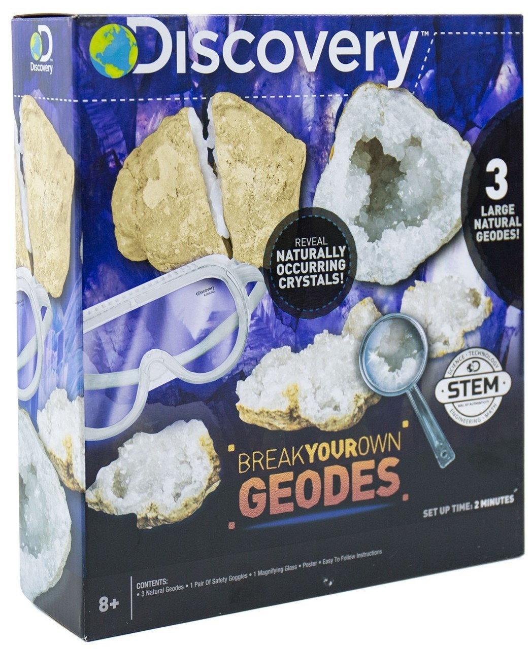Discovery Science Kits