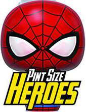 Pint Size Heroes Packs, Boxes