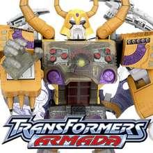Armada, Energon & Cybertron