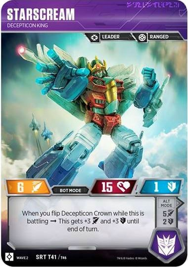 Rise of the Combiners Single Cards