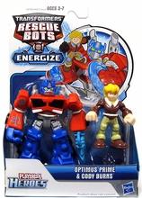 Resuce Bots