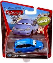 Cars 2 1:55 Die Cast
