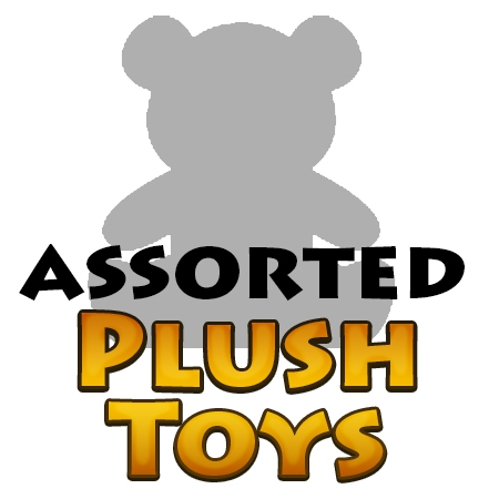 Assorted Plush Toys