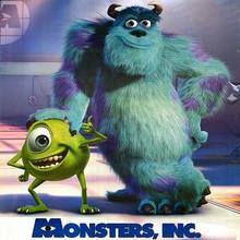 Monsters Inc. & Monsters University
