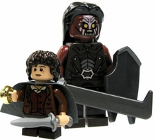 The Hobbit & Lord of the Rings