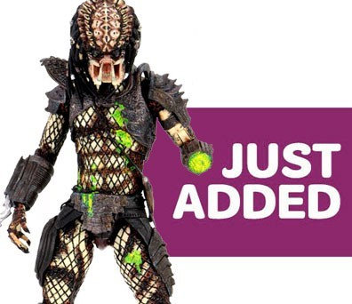 NECA Toys Just Added!