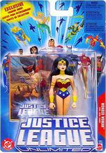DC Super Heroes Blue Carded