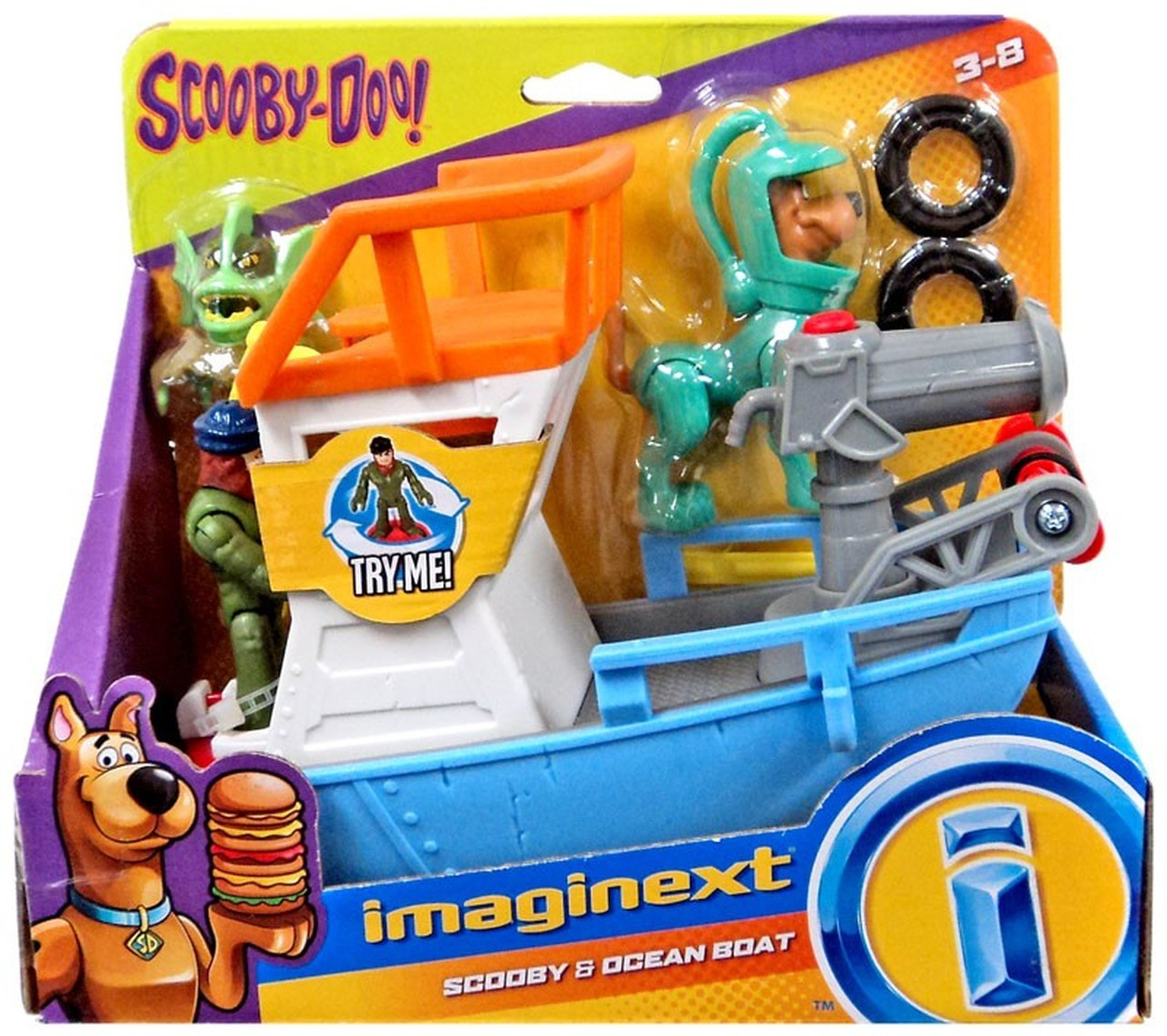 Assorted Imaginext Toys