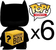 Funko Mystery Boxes & Lots
