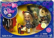 Blythe's Littlest Pet Shop