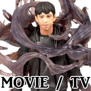 Assorted Movie & TV Figures
