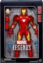 """Marvel Legends 12"""" & Props"""