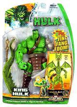 The Hulk Series Fin Fang Foom Build A Figure