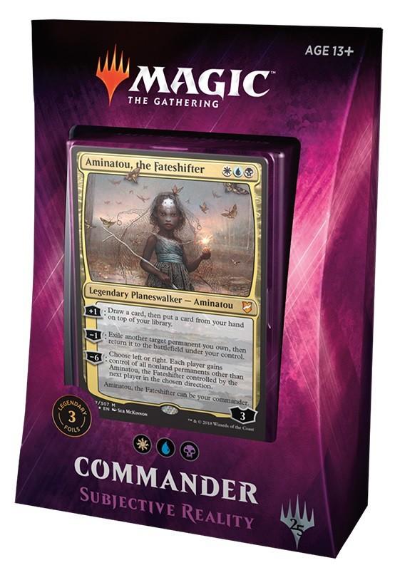 Commander (EDH) Decks