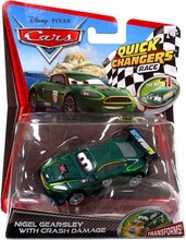 Cars 2 Quick Changers