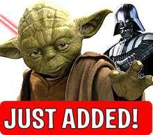 Star Wars Just Added!