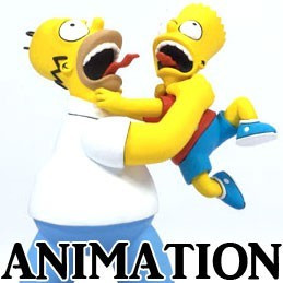 Assorted Animation Figures