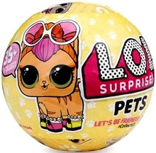 LOL Surprise Pets Mystery Packs