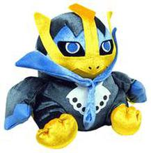 Larger & Deluxe Plush Figures