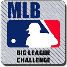 Big League Challenge Figures