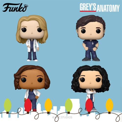 Funko POP! Grey's Anatomy
