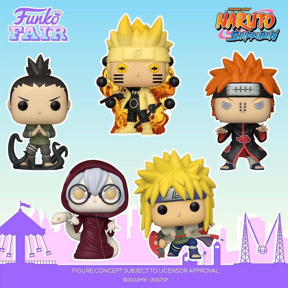 Naruto Funko POPs