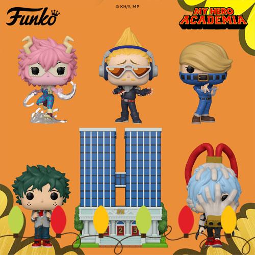 Funko My Hero Academia Pops
