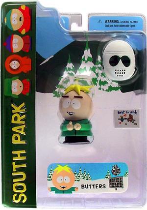 be952a0198 South Park Series 3 Butters Action Figure Mezco Toyz - ToyWiz
