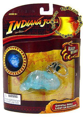 Indiana Jones Kingdom of the Crystal Skull Crystal Skull