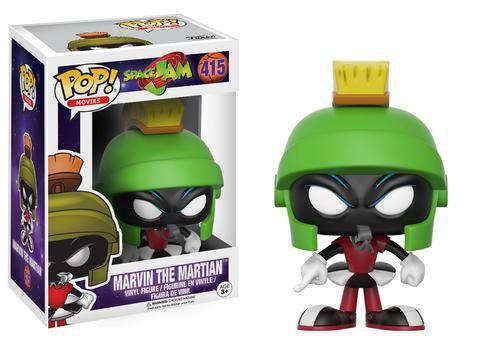 a4406195fe5 Funko Space Jam Funko POP Animation Marvin the Martian Vinyl Figure ...
