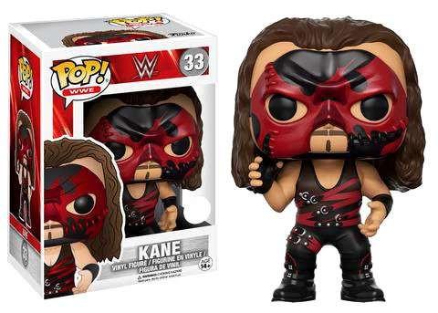 0e4a7b209cb Funko WWE Wrestling Funko POP Kane Exclusive Vinyl Figure 33 - ToyWiz