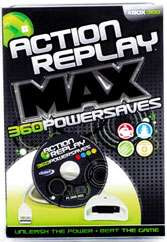 xBox 360 Action Replay Max Power Saves Video Game Accessory