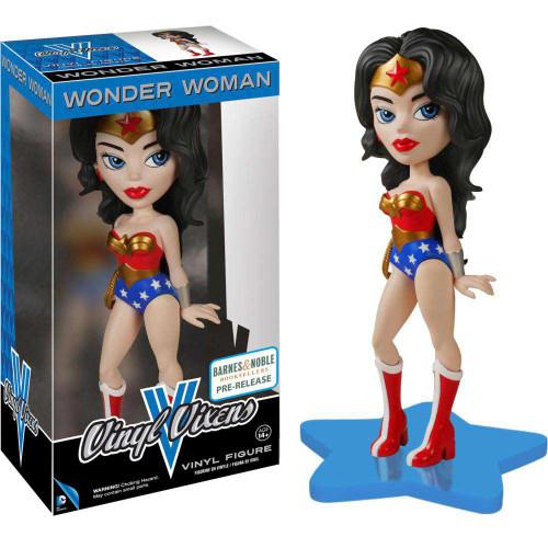 Funko Dc Dc Vinyl Vixens Wonder Woman 9 Vinyl Figure Toywiz