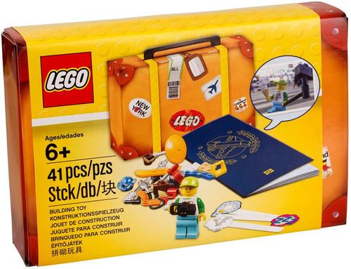 LEGO Travel Building Suitcase Set 5004932 - ToyWiz