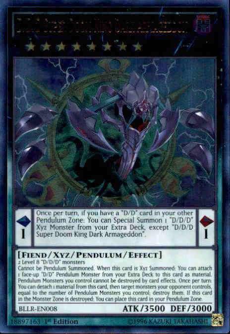 yugioh battles of legend lights revenge single card ultra