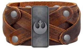 98b10a59781 Star Wars The Last Jedi Star Wars Episode 8 Rebel Bracelet Apparel ...