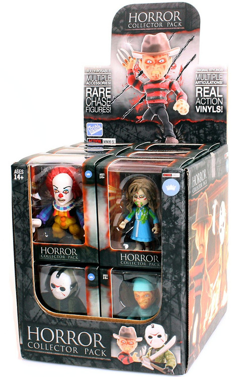 Horror Horror Mystery Box 12 Packs The Loyal Subjects Toywiz