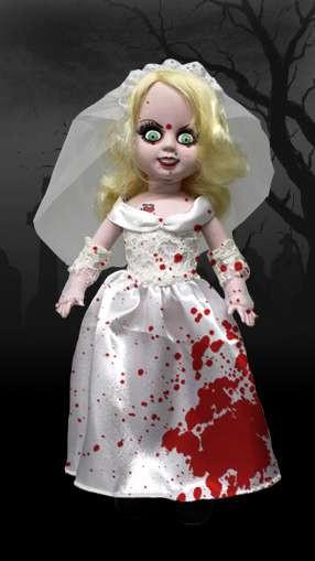 living dead dolls childs play tiffany doll mezco toyz toywiz