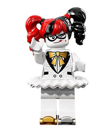 LEGO DC LEGO Batman Movie Series 2 Disco Harley Quinn ...