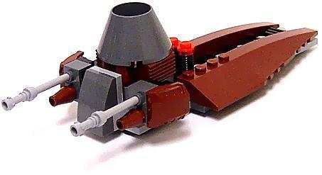 Lego Star Wars Droid Transport Carrier Loose Vehicle Loose Toywiz