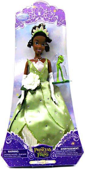 Disney The Princess And The Frog Princess Tiana Exclusive 11 Doll Toywiz