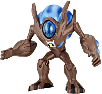 Ben 10 Ultimate Alien Swampfire 4 Action Figure Ultimate Bandai