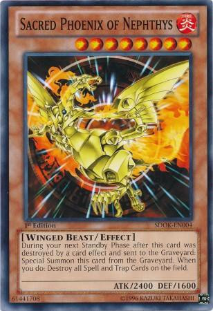 YuGiOh Structure Deck Onslaught of the Fire Kings Single