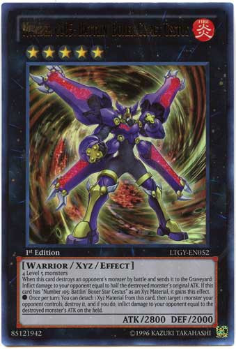 Phone Number To Ups >> YuGiOh Zexal Lord of the Tachyon Galaxy Single Card Ultra Rare Number C105 Battlin Boxer Comet ...