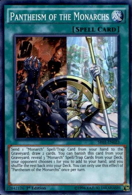 Yugioh Emperor Of Darkness Structure Deck Single Card Super Rare