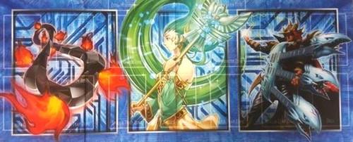 Yugioh Legendary Collection Kaiba Playmat Game Board Konami Toywiz