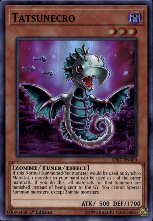 yugioh structure deck zombie horde single card super rare