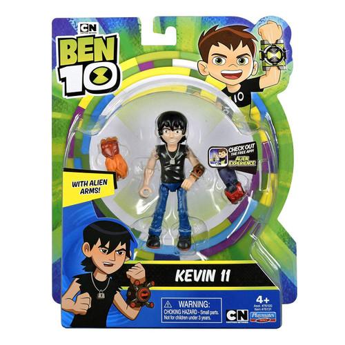 Ben 10 Kevin Car Images: Ben 10 Basic Kevin 11 5 Action Figure Playmates