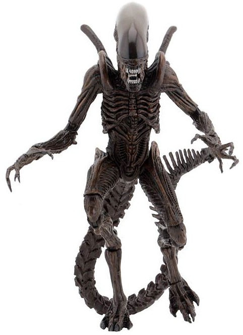NECA ALIEN RESURRECTION Xenomorph Warrior